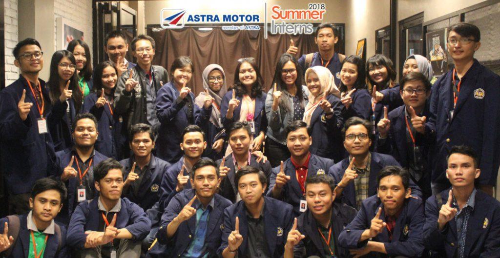 Astra Motor Interns 2018