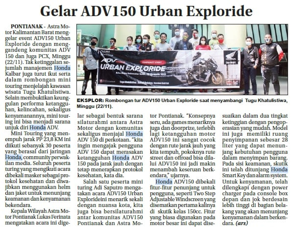 PP 24 Nov - Gelar ADV150 Urban Exploride-min